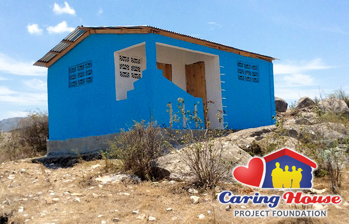 Caring house project