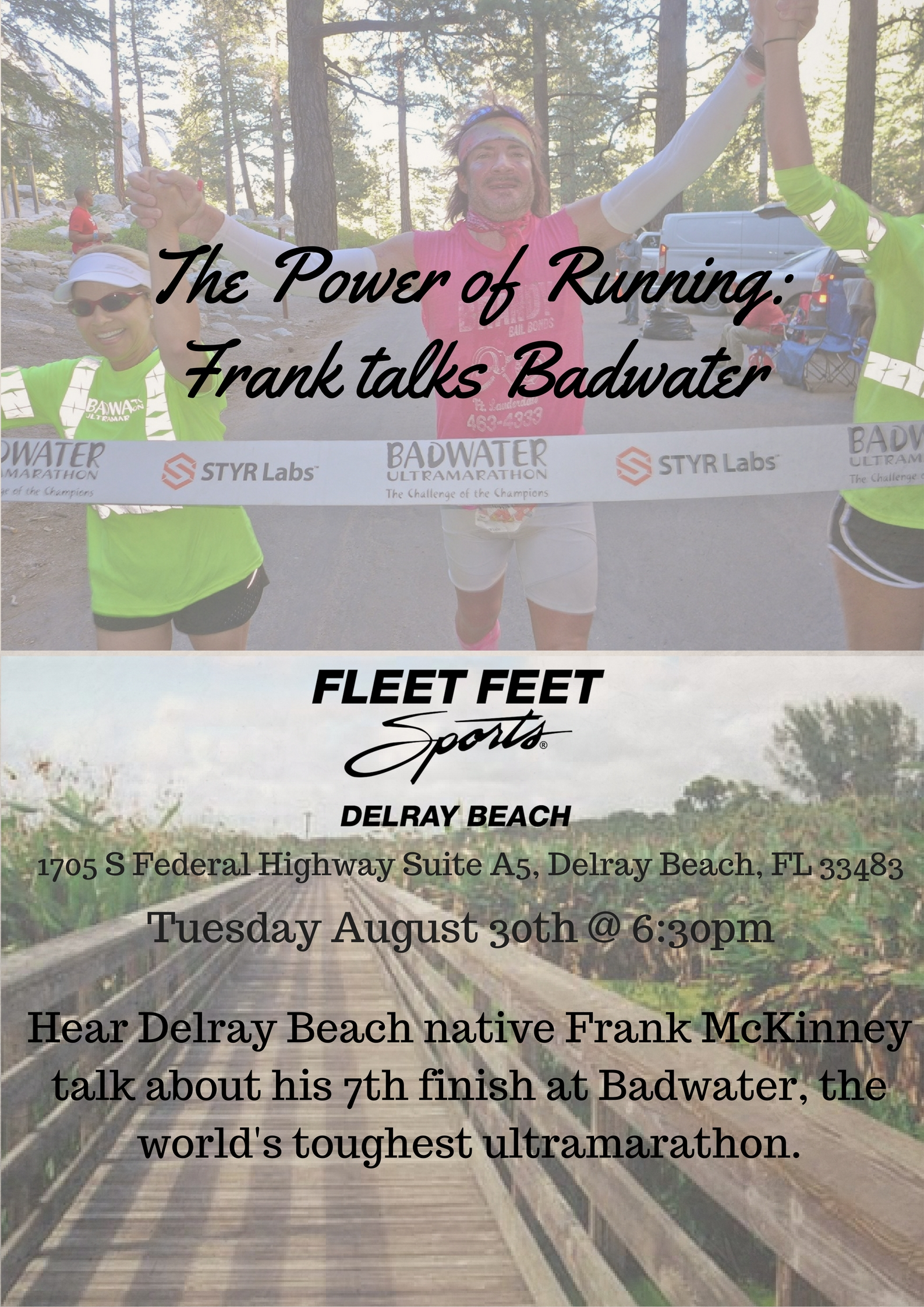 Fleet Feet Badwater
