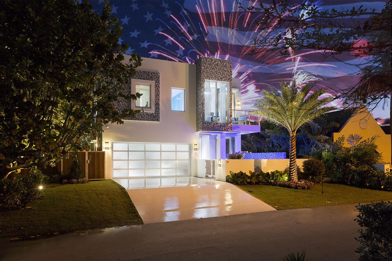 Oceanfront Estate Homes